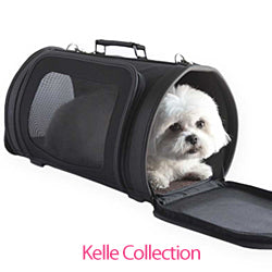 Maltese in Kelle Dog Carrier