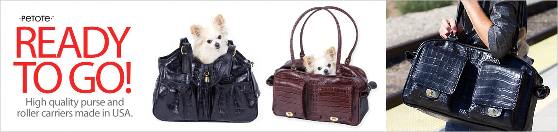 Petote Dog Carriers