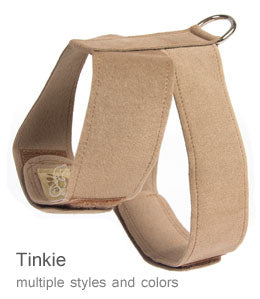 Tinkie dog harness