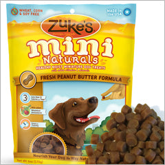Zukes Mini Naturals Dog Treats