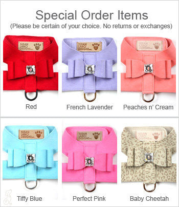 Susan Lanci Big Bow Tinkie special orders