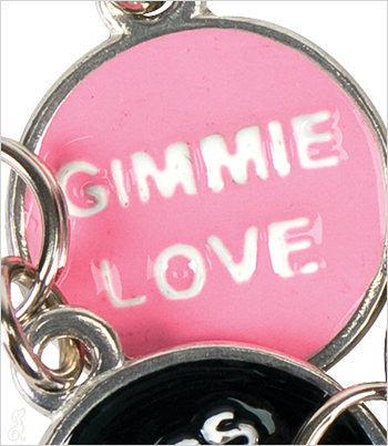 Pink Gimmie Love TAg