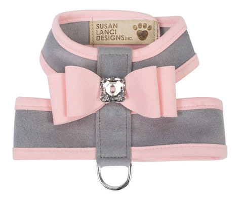 Tinkies Big Bow Two-Tone Platinum Pink