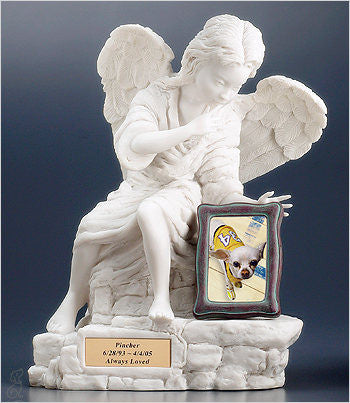 Marble - Guardian Angel Pet Urn