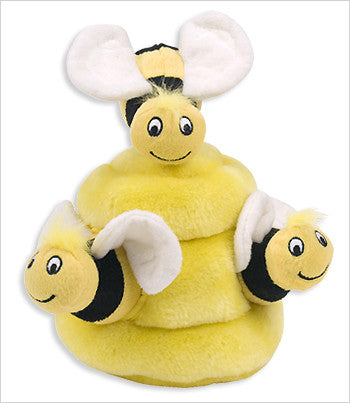 Hide-a-Bee Dog Toy