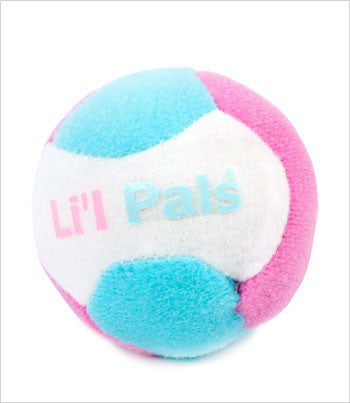 small dog squeak ball toy