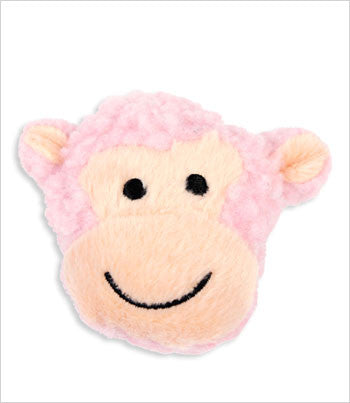 monkey dog squeak toy