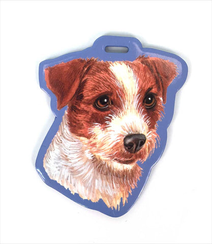 Dog Breed Luggage Tag