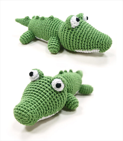 Alligator Dog Toy
