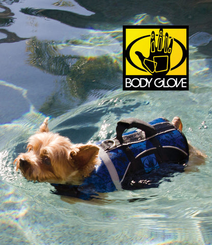 Body Glove Life Jacket - Yorkie Swimming