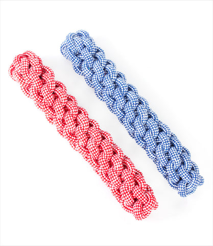 "Rascal Ropes Toys 10"" Braided Stick"