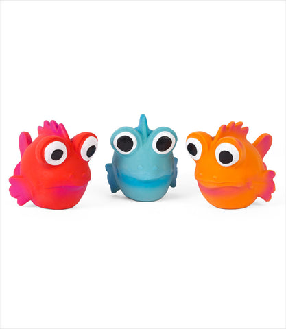 Rascals Latex Goldfish Dog Toy