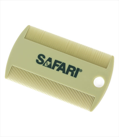 Safari Double Sided Flea Comb