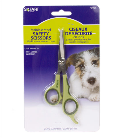 Safari Safety Scissors for Dogs