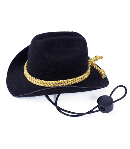 Cavalry Cowboy Hat for Small Dogs