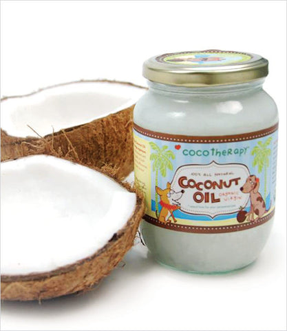 cocotherapy virgin coconut oil