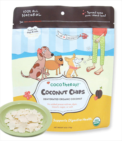 cocotherapy coconut chips