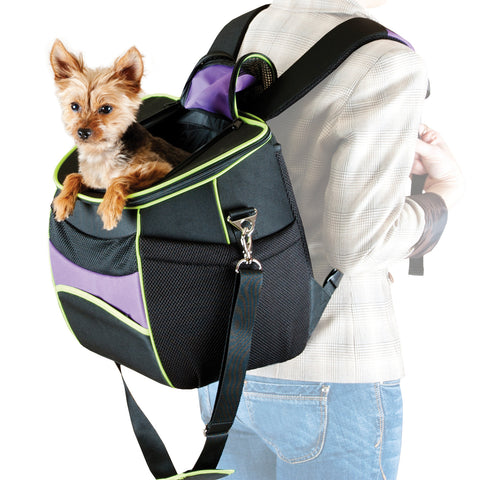 Comfy Go Dog Backpack Carrier