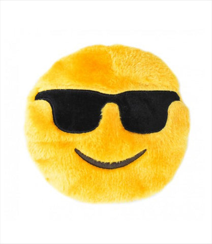 Cool Dude Emoji Squeak Toy