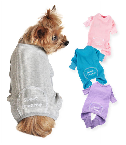 Sweet Dreams Pajamas for Dogs