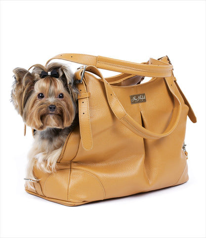 Doggie Design Zoie Dog Carrier with Yorkie