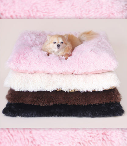 Dog Mat Bed - Luxury Shag
