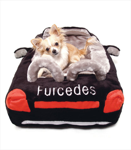 Furcedes Car Bed For Dogs