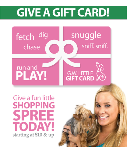 G.W. Little Gift Card