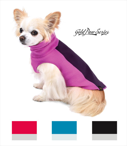 Gold Paw Series Portland Fleece Sweater for Dogs