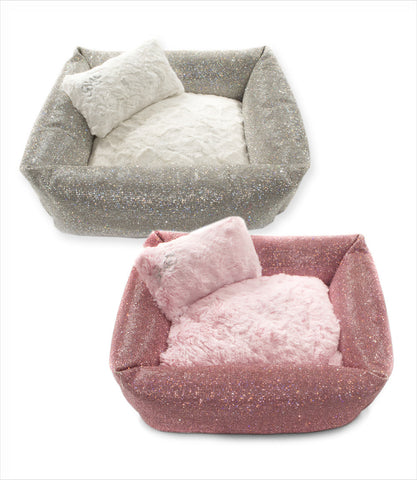 Crystal Beds for Small Dogs