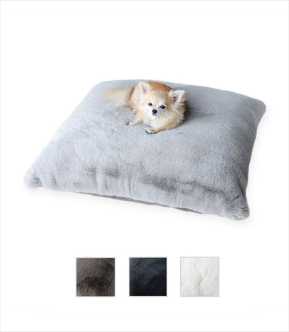 Grey Serenity Dog Bed