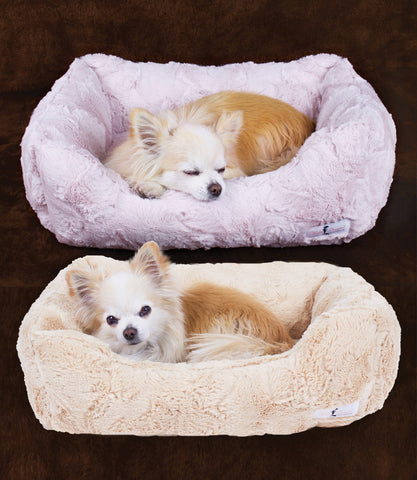Luxe Dog Bed Collection - Hello Doggie