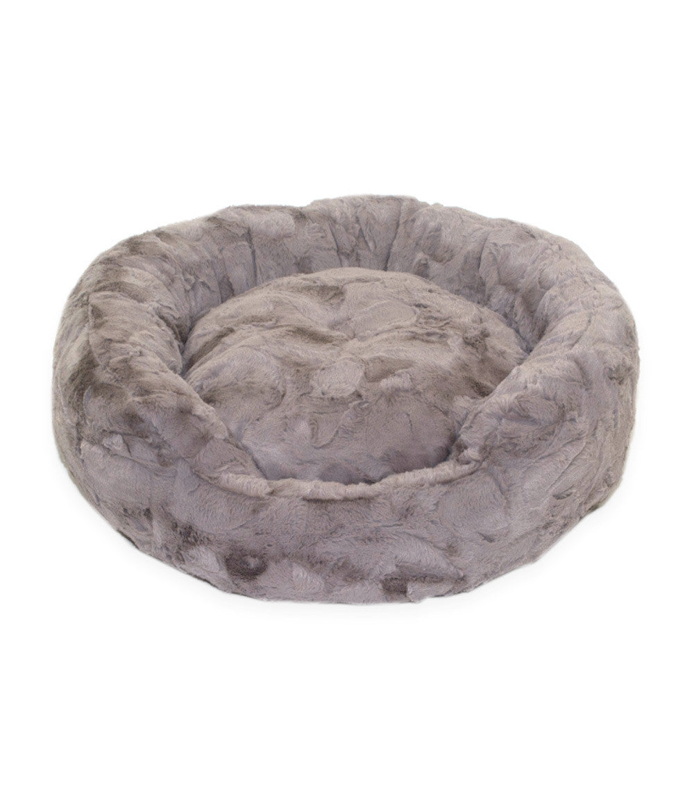 amour collection small dog beds – gw little -  taupe amour small dog bed