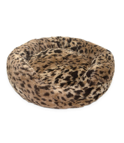 King Leopard Amour Small Dog Bed