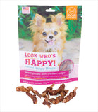 Happy Wraps Dog Treats - Sweet Potato with Chicken