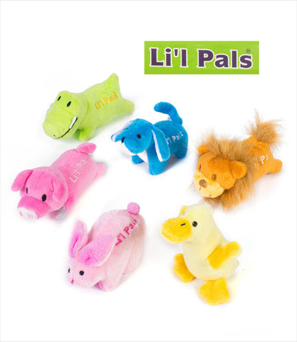 Soft Small Dog Squeak Toys