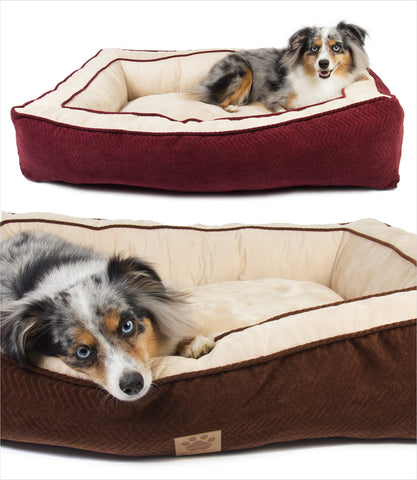 Dog Bumber Bed - Low Rise