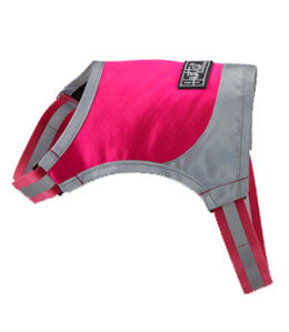 Hurtta High Visibility Vest - Pink