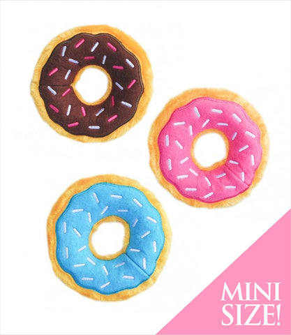 Mini Donutz Dog Toys