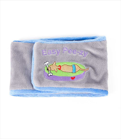 Easy Peezy Belly Band for Small Dogs