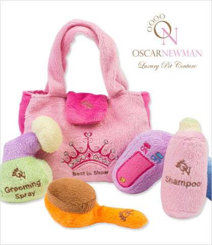 Oscar Newman Best in Show Dog Toy Set