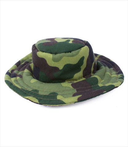 Camo Hat for Small Dogs