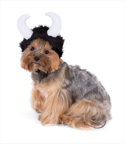 Viking Ear Muff Hat for Dogs