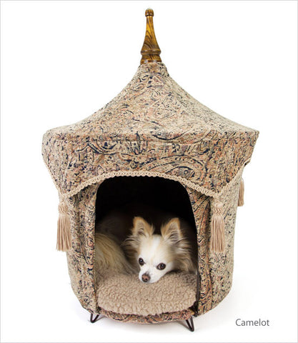 Camelot Pet Tent Dog Bed