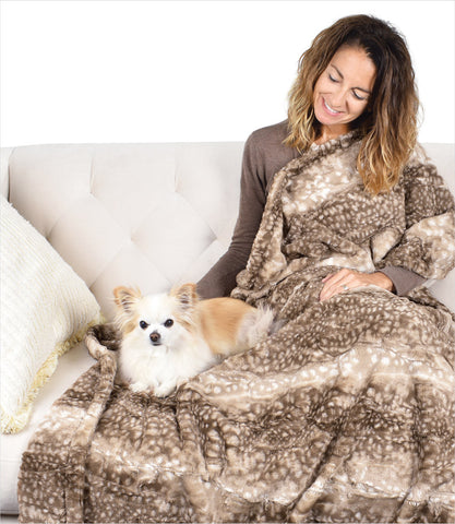 Bambi Cuddle Throw Blanket - 50 x 60