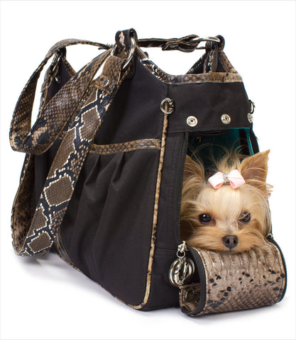 Bone Bon Ami Dog Carrier Front