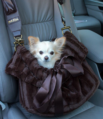 Pet Flys Snuggle Bug Carrier Car