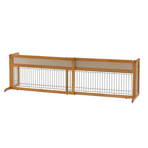 Picture It Here Pet Gate in home