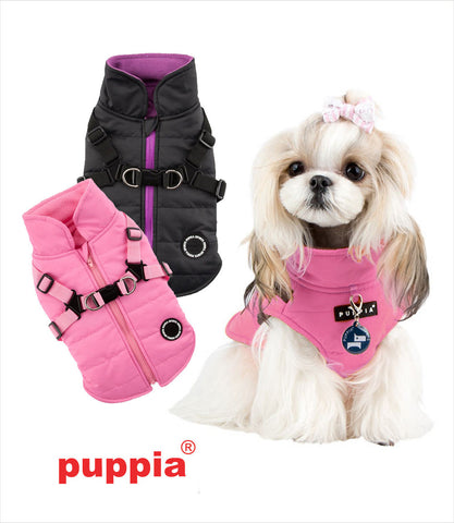 Puppia Mountaineer Dog Jacket - Hero