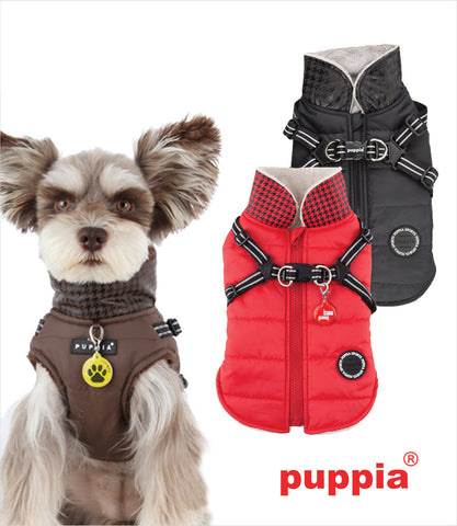 Puppia Dog Jacket - Winter Storm